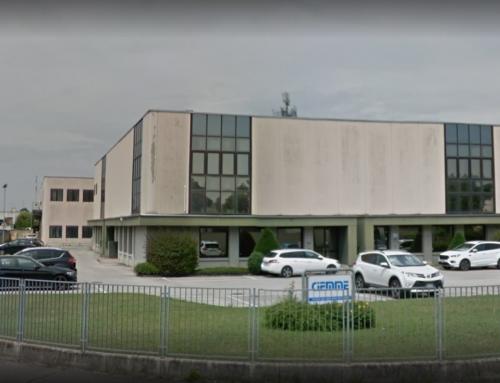 La sede di Vigonza (PD)